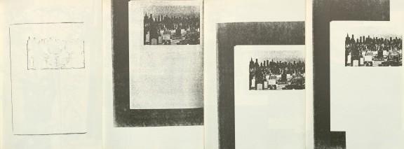 Kopieren als Editing- und Produktionsinstrument: S. 49, 55, 60, 66 aus »Nacht im Feuer«